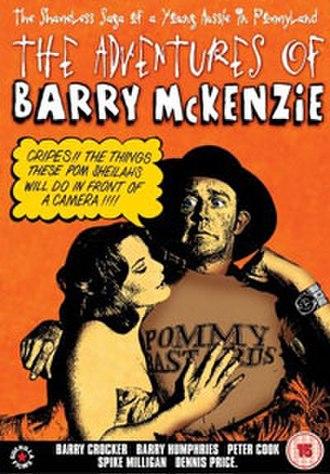 The Adventures of Barry McKenzie - UK 30th Anniversary DVD