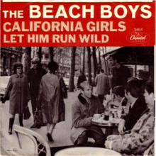 The Beach Boys — California Girls (studio acapella)