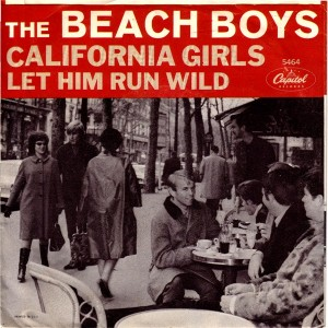 California Girls - Image: Beach boys california girls