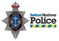 Belfast Harbour Police Badge and Logo.png