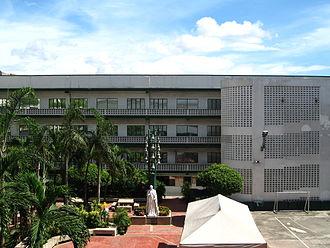 De La Salle–College of Saint Benilde - St. Benilde Hall