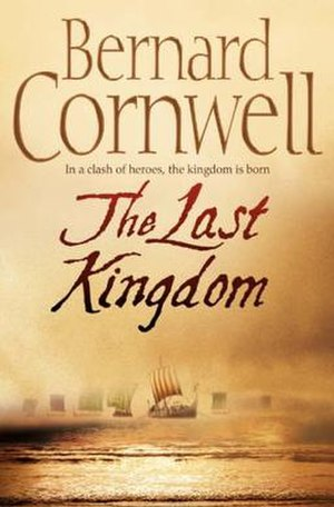 The Last Kingdom - Cover for the mass-market paperback.