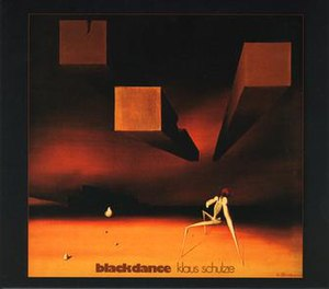 Blackdance - Image: Blackdance Klaus Schulze Album
