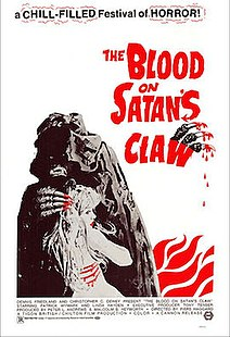 <i>The Blood on Satans Claw</i> 1971 film by Piers Haggard