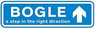 Bogle Stroll - Image: Bogle Logo