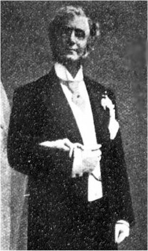 Brandon Thomas - Brandon Thomas in 1901