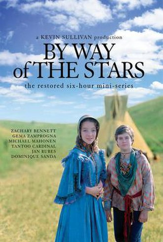 By Way of the Stars - DVD cover