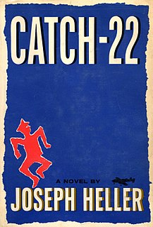 <i>Catch-22</i> 1961 novel by Joseph Heller