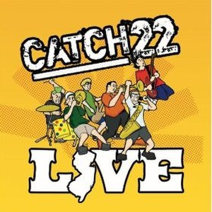 Catch 22 Live - Image: Catch 22live