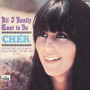 All I Really Want to Do (album) - Image: Cher all i really want to do