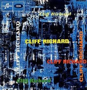 Cliff Richard (1965 album) - Image: Cliff Richard (1965 self titled album) cover