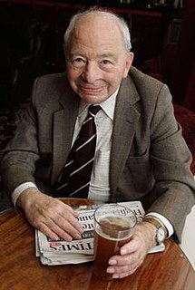 Colin Dexter British crime writer