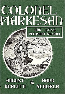 <i>Colonel Markesan and Less Pleasant People</i> book by August Derleth
