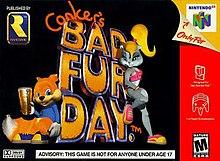 conker fur day