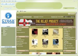 Cdigix - Image: Ctrax Media Player
