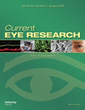 Current Eye Research - Image: Current Eye Research