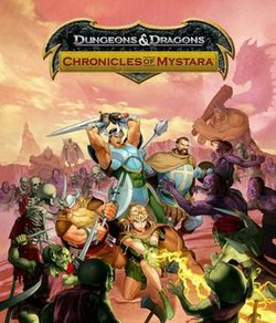 Dungeons & Dragons: Chronicles of Mystara - Wikipedia