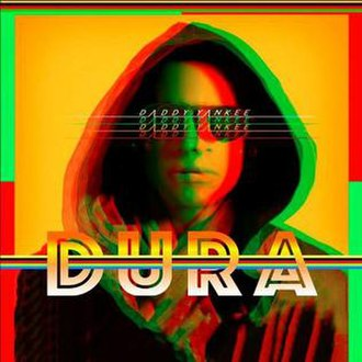 Dura (song) - Image: Daddy Yankee Dura (Official Single Cover)