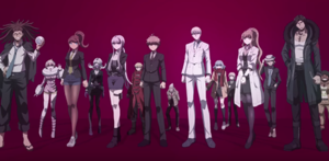 List of Danganronpa characters - Wikipedia
