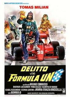 <i>Crime in Formula One</i> 1984 Italian crime comedy film