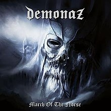 Demonaz march of the norse album jewelcase front cover.jpg