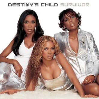 Survivor (Destiny's Child album) - Image: Destiny's Child – Survivor