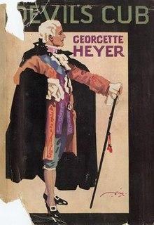 <i>Devils Cub</i> book by Georgette Heyer