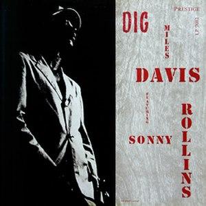 Dig (Miles Davis album) - Image: Dig Miles Davis