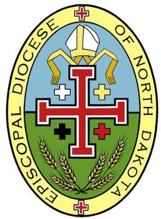 Episcopal Diocese of North Dakota - Image: Diocese of North Dakota seal