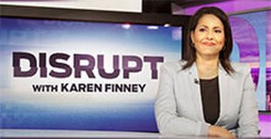 Disrupt with Karen Finney - Image: Disrupt with Karen Finney cover photo