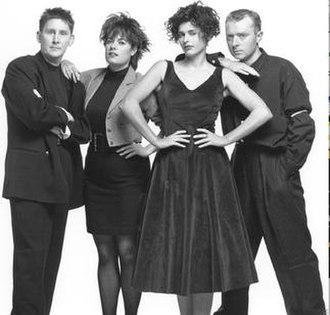 Do-Re-Mi (band) - Do-Ré-Mi, 1985 publicity shot L–R: Stephen Philip, Helen Carter, Deborah Conway, Dorland Bray
