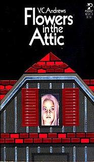 <i>Flowers in the Attic</i> 1979 novel by V. C. Andrews