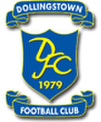 Dollingstown F.C. - Image: Dollingstown F.C. badge