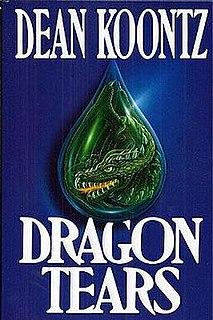 <i>Dragon Tears</i> novel by Dean Koontz