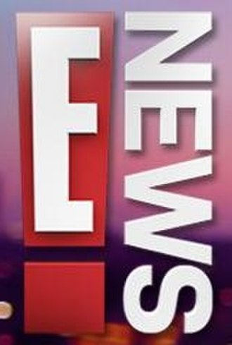 E! News - E! News logo used from 1991–2012.
