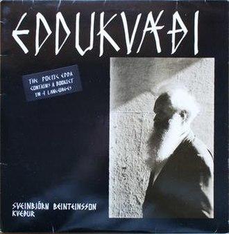 Sveinbjörn Beinteinsson - Sveinbjörn Beinteinsson's 1982 album, Eddukvæði