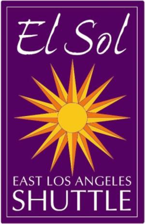 El Sol (bus line) - Image: El sol shuttle logo