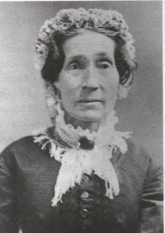 Elizabeth Goodridge - Elizabeth Goodridge, ca. 1870