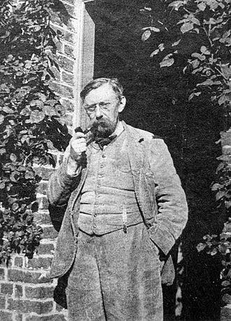 Emile Verhaeren - Image: Emile Verhaeren in 1910