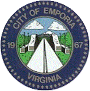 Emporia, Virginia - Image: Emporia Seal