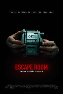 Escape Room Film Wikipedia
