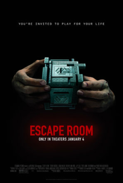 Picture of a movie: Escape Room