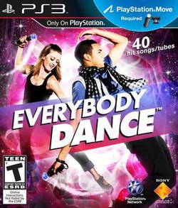 Ĉiuj Dance PS3 Cover Art.jpg