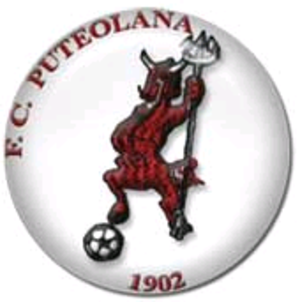 History of U.S. Puteolana - Former Puteolana badge