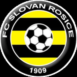 FC Slovan Rosice - Image: FC Slovan Rosice logo