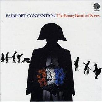 The Bonny Bunch of Roses (album) - Image: Fairport Bonny Bunch