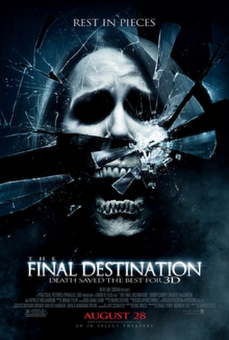 The Final Destination - Theatrical release poster