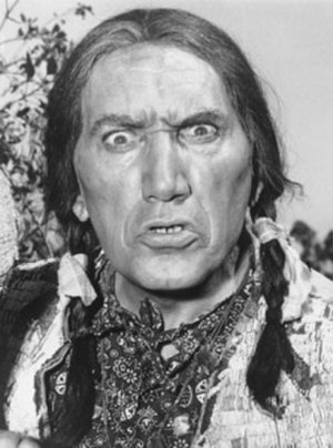 F Troop - Frank de Kova as 'Chief Wild Eagle'