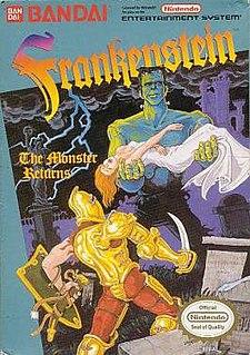<i>Frankenstein: The Monster Returns</i>
