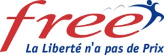 Free (ISP) - Image: Free First Logo